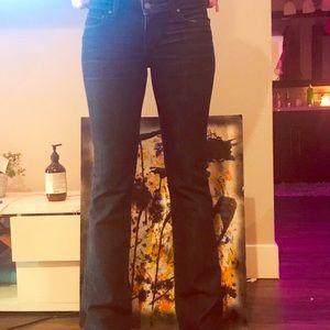 Paige size 27 bootcut jeans